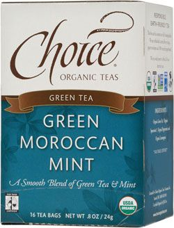 ... Teas Green, Organic Teas, Green Teas, Teas Peppermint, Mint Tea