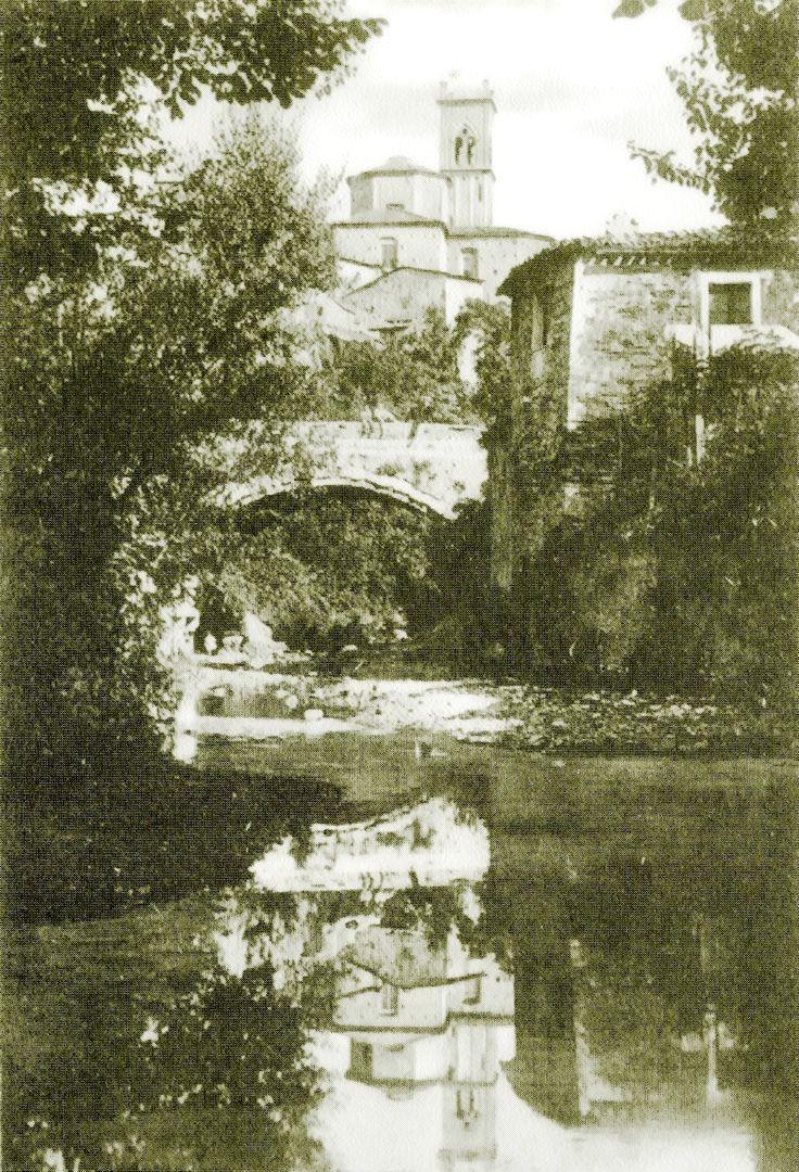 Anni 30 - Il ponte delle Birarelle