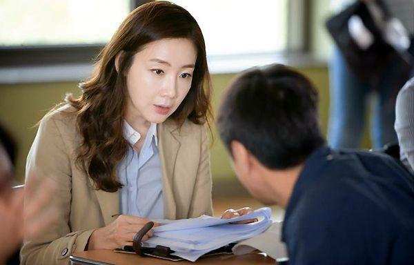 Choi Ji-woo attends classes @ HanCinema :: The Korean Movie and Drama Database