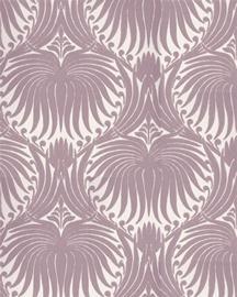 "Farrow & ball ""Lotus"" wallpaper: via Lonny mag"