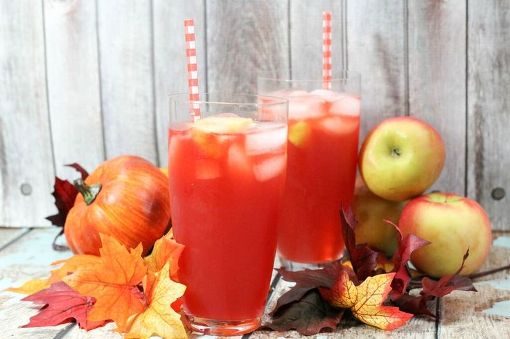 Poison Apple Halloween Drink for Kids with Homemade Apple Cider | http://www.ourfamilyworld.com/2015/09/21/poison-apple-halloween-drink-for-kids-with-homemade-apple-cider/