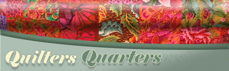 Welcome To Quilters Quarters We are an absolute treasure trove for any craftsperson, and have the South Island's largest range of patchwork ...