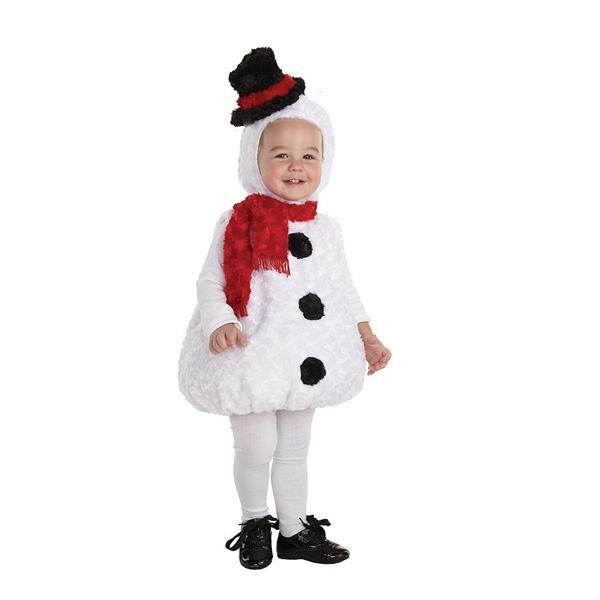 Карнавальный костюм снеговика купить
