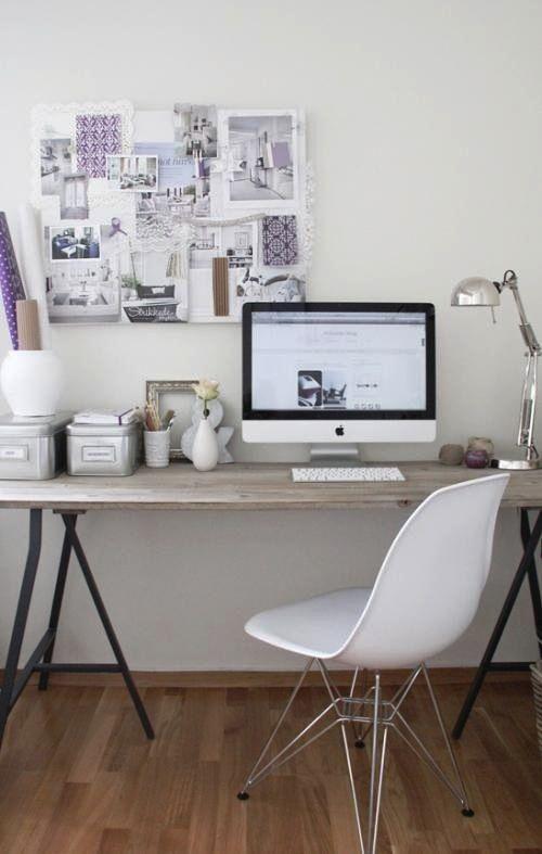 TIP: Inspiratie voor een mooi en gezellig bureau op kantoor!   I LOVE FASHION NEWS