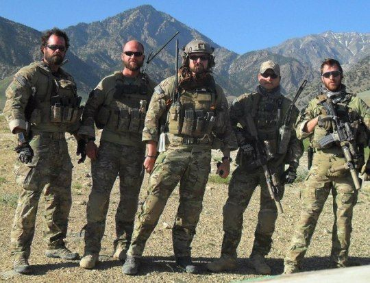 Green Berets in Afghanistan