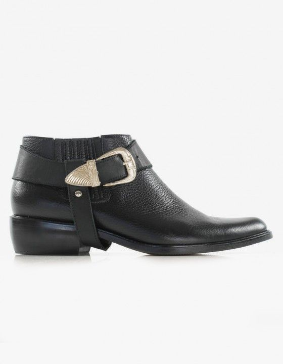 Duke Boot - Black