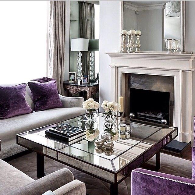 grey living room | HOME DECOR | Pinterest | Grey living rooms ...
