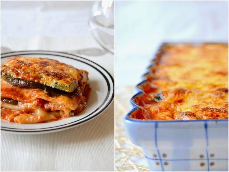 S vášní pro jídlo: Lasagne s grilovanou zeleninou