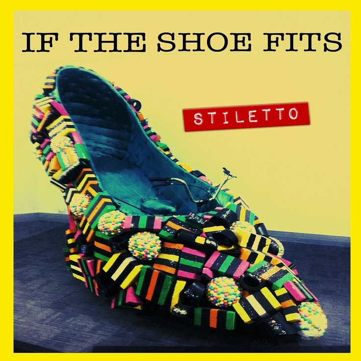 "As the saying goes, ""If the shoe fits, wear it!"" STILETTO's newest album for 2012 is a sure fit, guaranteed! If you liked their previous albums ""Crocs & Dogs"" and ""Slipper Orchid"", you'll love ""If The Shoe Fits""."