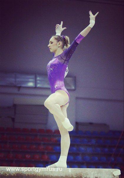 Viktoria Komova - 2015 Russian Gymnastis Championships