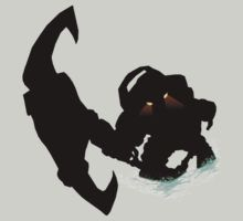 League of Legends Nautilus: T-Shirts, Posters, Greeting Cards, Stickers, Wall Art and More   Redbubble