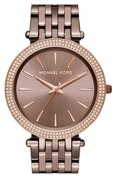 Love the color!  Michael Kors Watch