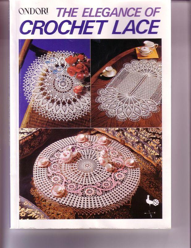 Альбом«Ondori The Elegance of Crochet Lake» . Обсуждение на LiveInternet - Российский Сервис Онлайн-Дневников