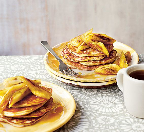 Caramelized bananas are always a good decision.