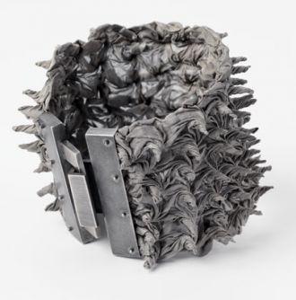 metal textile jewelry: pawel kaczynski « HAUTE NATURE