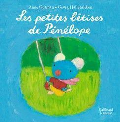 """Cinq histoires de Pénélope, dont """"Finis ton assiette, Pénélope!"""""""