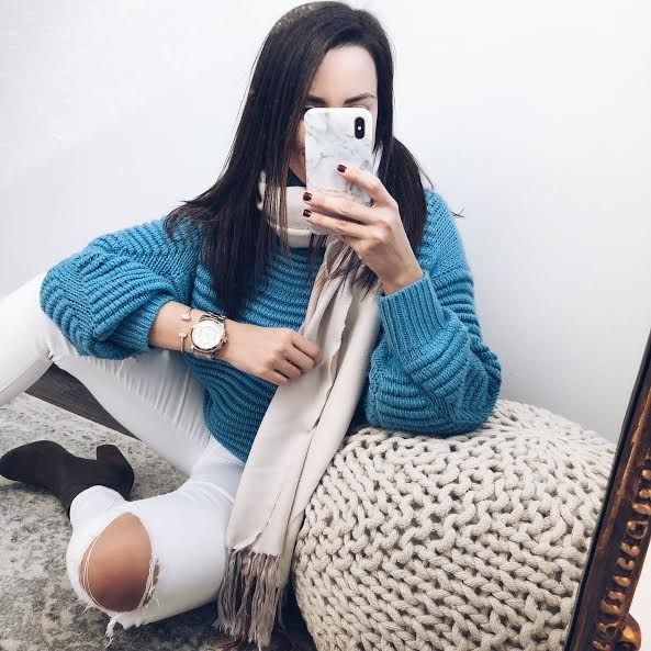 #OOTD by Houston Fashion Blogger, The Styled Fox - @_anna_english on Instagram