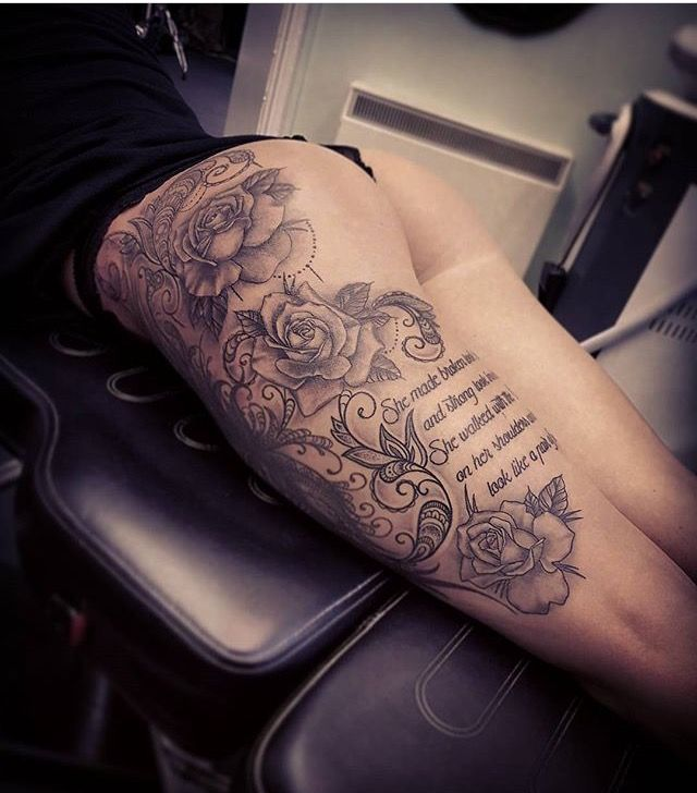 Thigh piece to remind to love my thighs (refer to My Thigh Piece). SAME. (7). _ _/_ _/22. Dzeraldas Jerry Kudrevicius/Christine Vallieres