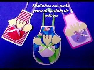 COMO HACER LINDOS IMANES DE FOMI O GOMA EVA / EVA SOUVENIR DIY | موفيز هوم  SUSCRÍBETE: \r MOLDES en Facebook: \r MIS CURSOS POR INTERNET: .