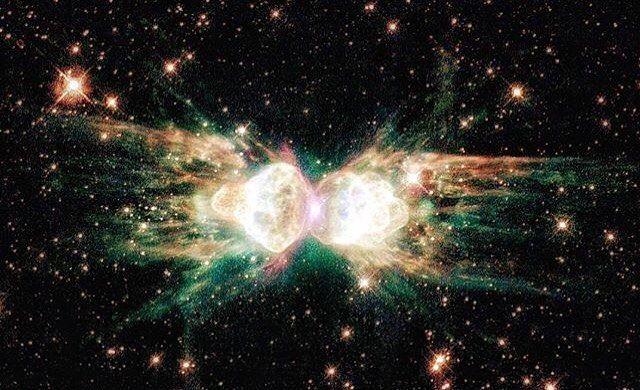 ant nebula hubble space telescope - photo #4