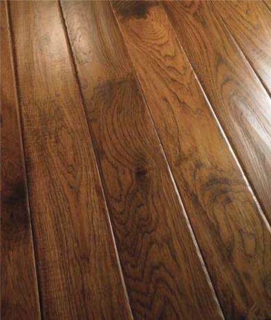 Haystack | Distressed Hardwood Floors | Bella Cera Floors Diamonti Hickory ACHA041