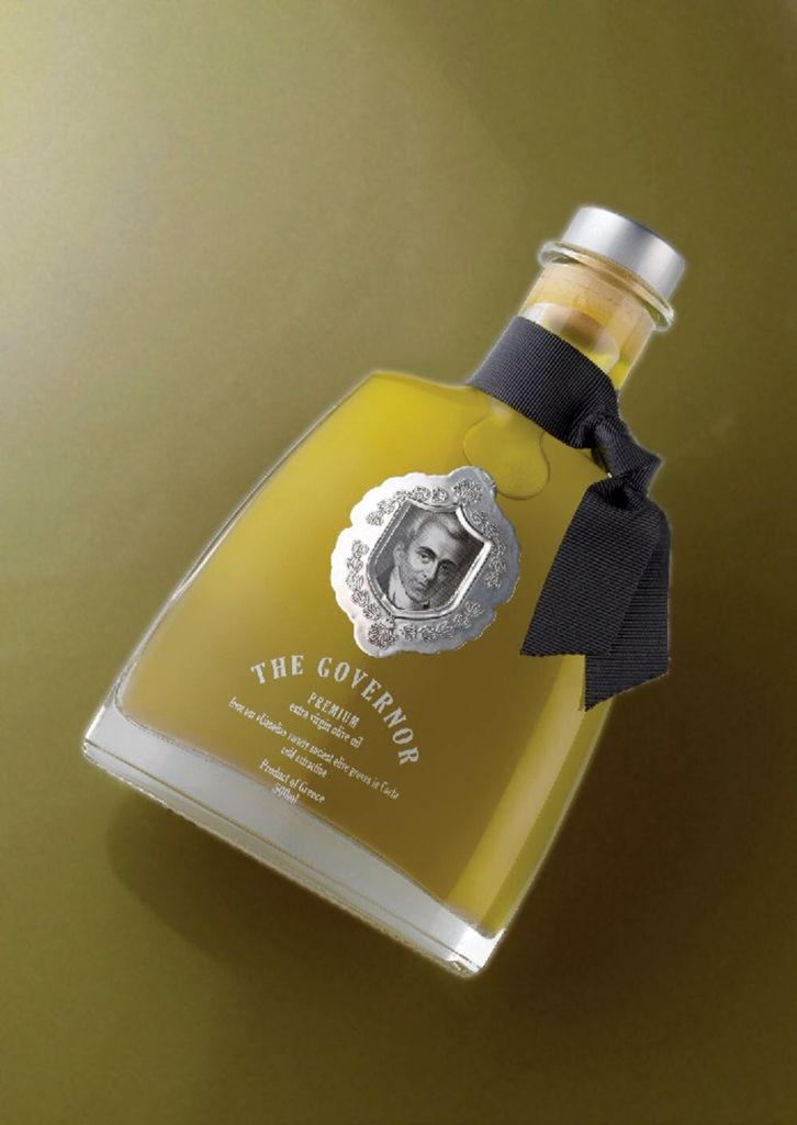 The Governor evoo..