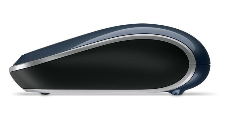 Microsoft Sculpt Touch Mouse Side view