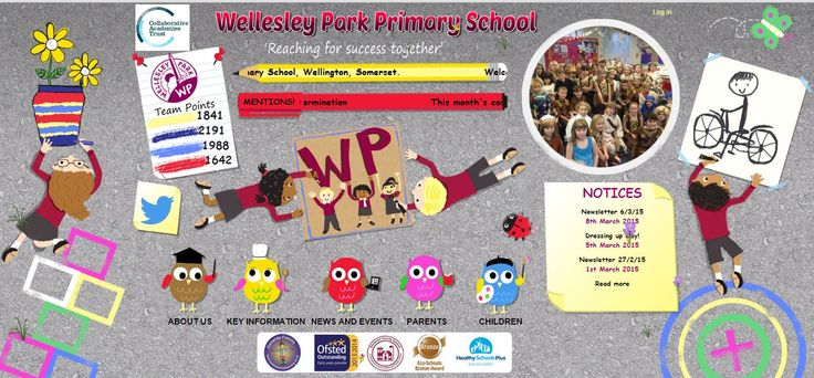 http://www.wellesleyparkschool.com/ by https://primarysite.net/
