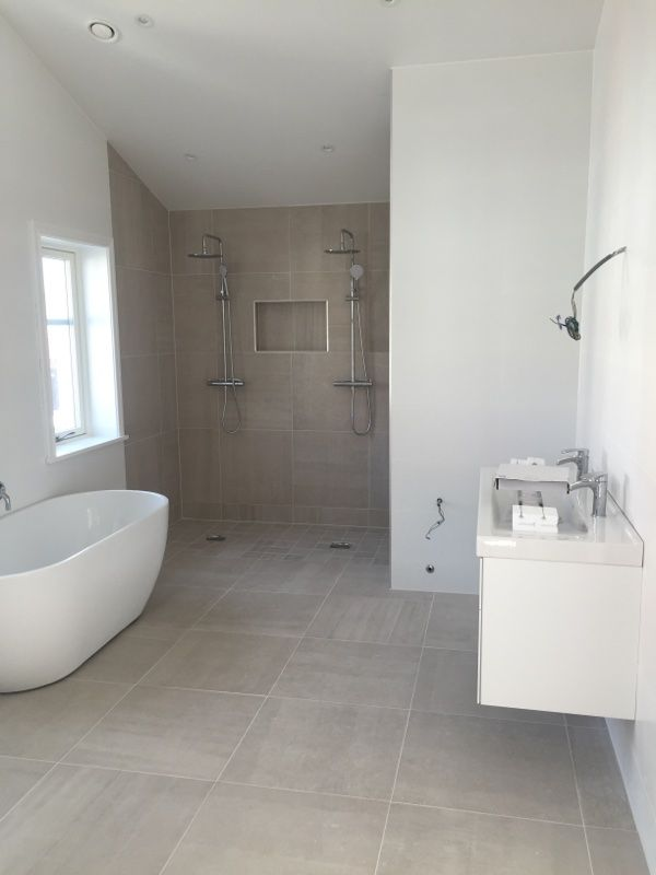 Bildresultat för helgrått badrum
