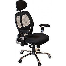 Ergo-Tek Mesh Manager Chair £129 - Office Chairs