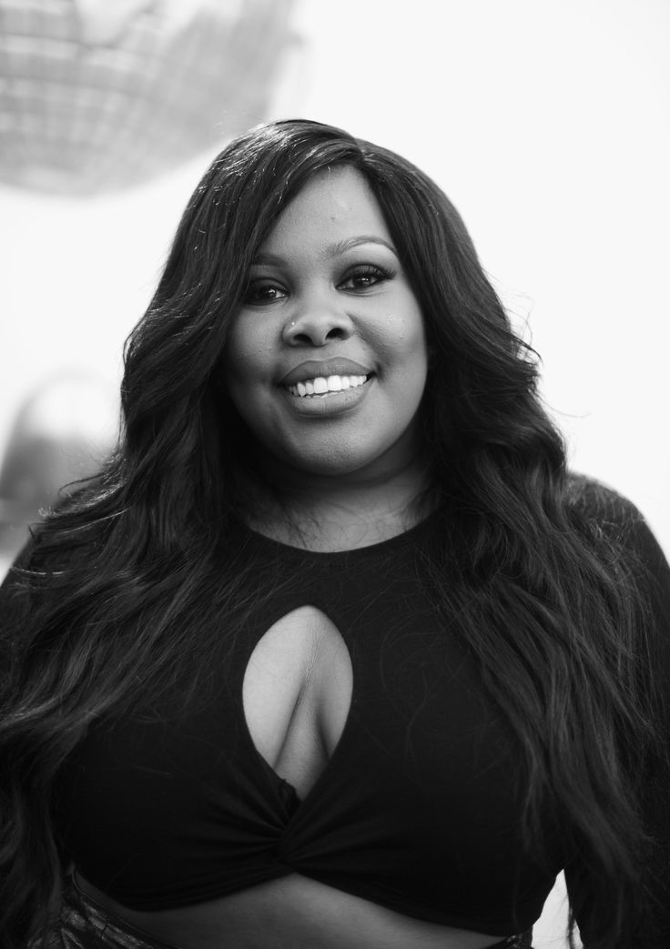 Amber Riley attends the 47th NAACP Image Awards on February 5, 2016