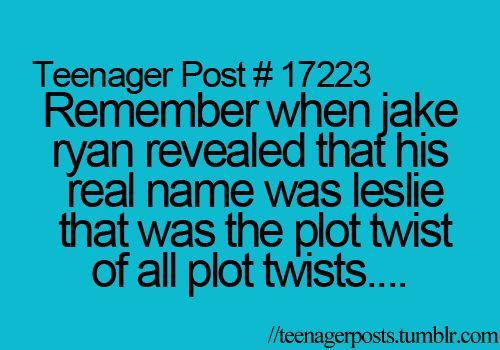 the plot twist of ALL plot twists! HANNAH MONTANA!!!!