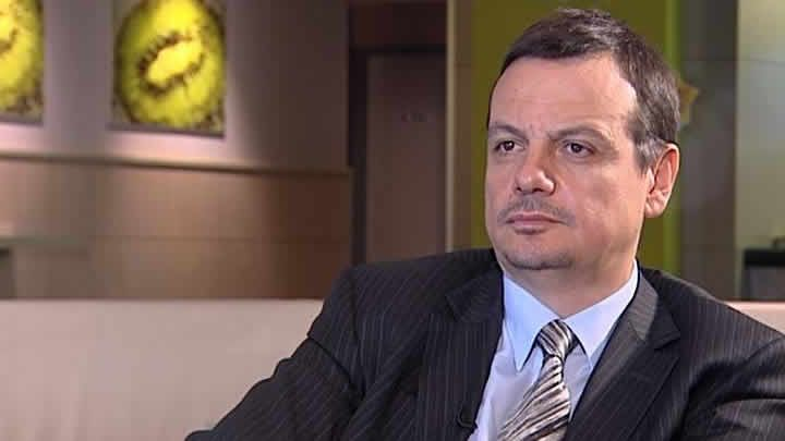 Ergin Ataman (THY Euroleague'de çeyrek final oynayan Galatasaray Liv Hospital coachu)