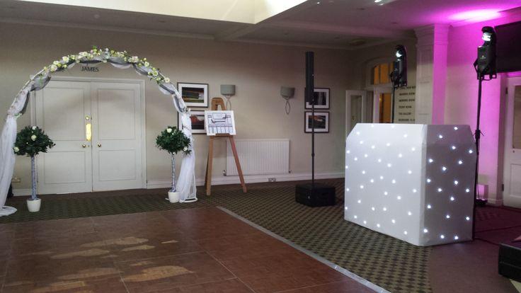 De Vere Warbrook House, Wedding
