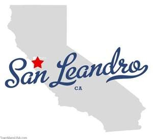 San Leandro, California    Lived by the marina.