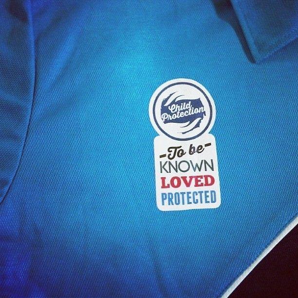 Greac Logo - Produksi Kaos Bandung: Polo Shirt Child Protection - Compassion Bandung