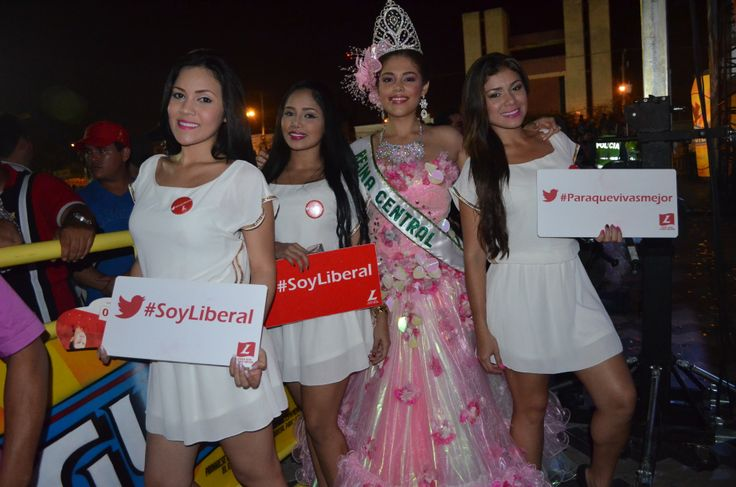 El #FervorLiberal #YoSoyLiberal #ParaQueVivasMejor de gira en Sucre