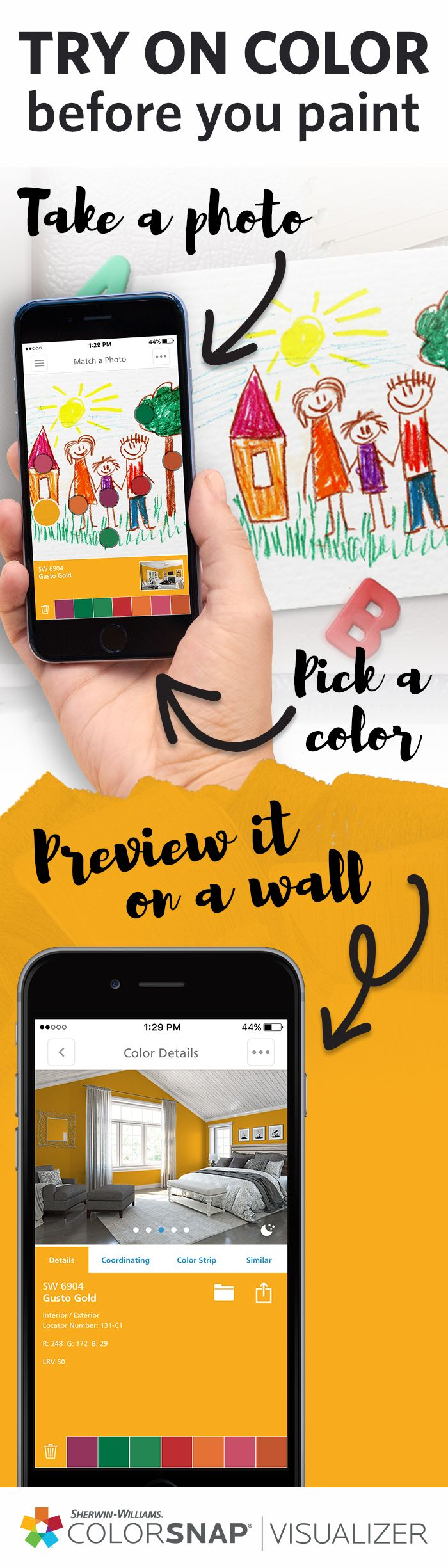 210 best ColorSnap System for Painting images on Pinterest   Colored ...