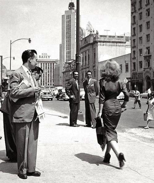 All things Mexico. - México City in the 50s. Nacho López