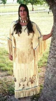Cherokee Tear dress