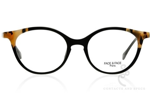 Face a Face Eyewear Coco - obsessed with round frames and this 2 tone.