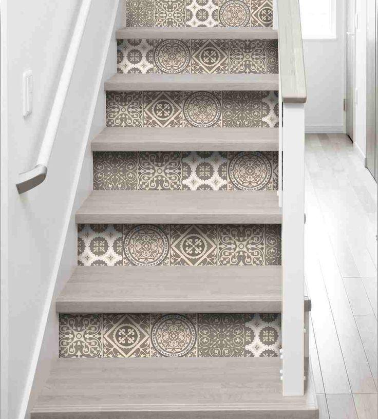 17 meilleures id es propos de contremarches sur pinterest escaliers en carrelage carreaux. Black Bedroom Furniture Sets. Home Design Ideas
