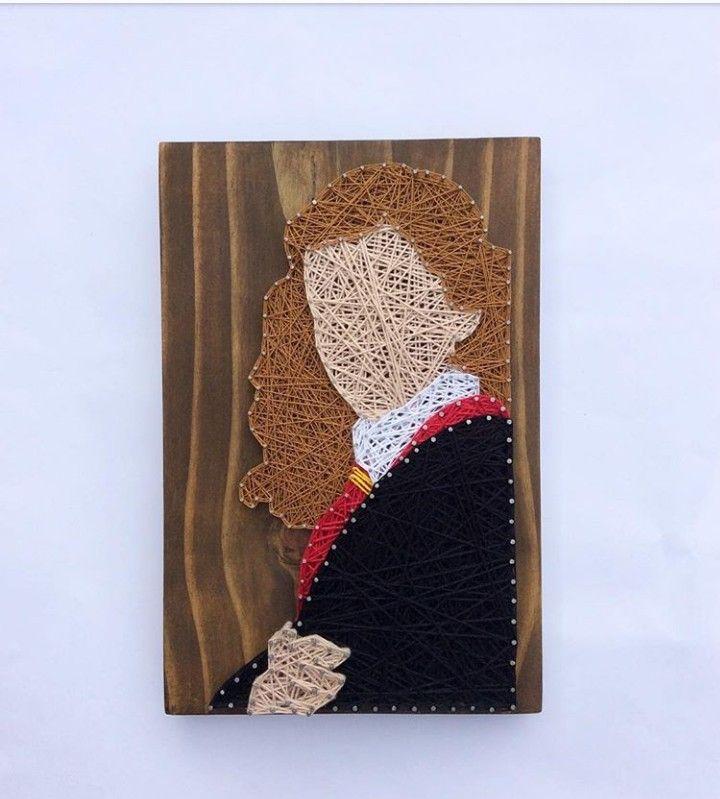 Pin On String Art