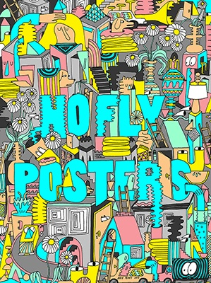 Submission to No Fly Poster project - Mike Perry