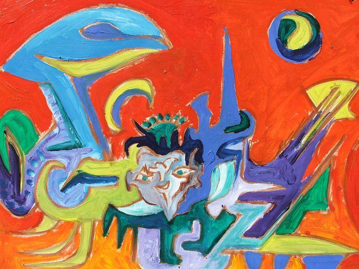 Dipinti di Romano Botti