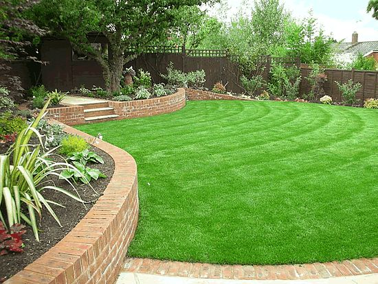 Sloping garden design ideas gardening for Garden designs for slopes