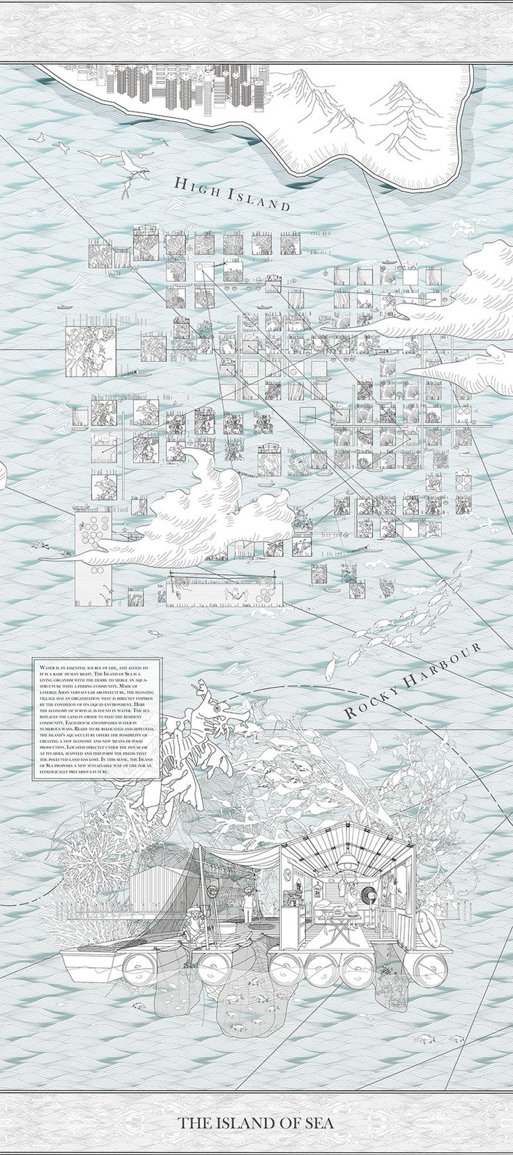 MAP Office: Hong Kong Is Land. Uneven Growth: Tactical Urbanisms for Expanding Megacities exhibition