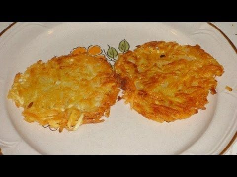 These Golden Brown Hash Browns are so easy to make you might make them all the time. They taste great and are really easy. All you need for perfect hash brow...