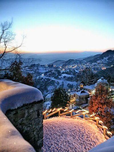 Mikro Papigo, Epirus, Mountainous Greece