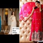Stylish Frock Designs For girls 2014